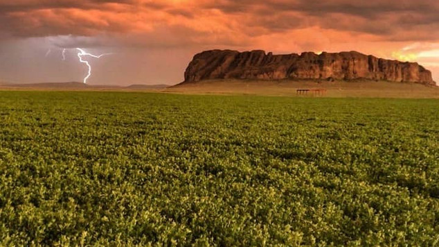 Fort Rock | Christmas Valley, OR