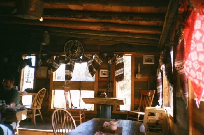 Cowboy Dinner Tree Restaurant Interior