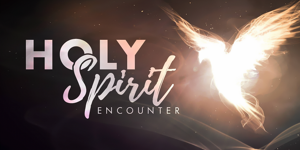holy spirit encounter