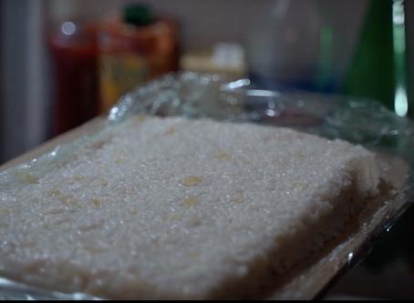 Rice cake recipe