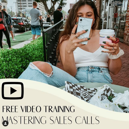 MASTERING SALES CALLS