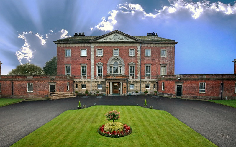 Tabley House, Cheshire