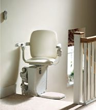 Price, peas and persistent salesmen:   How my parents finally got a stair lift