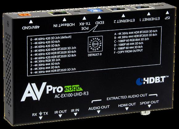 100 Meter HDBaseT Receiver