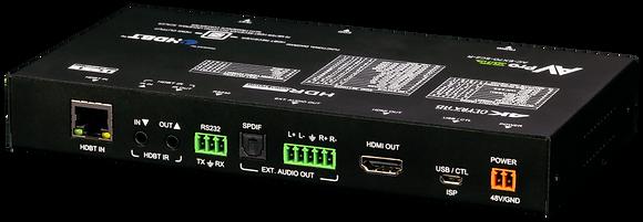 70 Meter Scaling HDBaseT Receiver