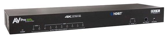 4K 2x10 HDBaseT Distribution Amplifier