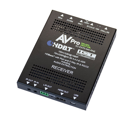 70 Meter HDBaseT Receiver for Matrix Switchers