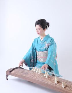 箏曲演奏家 竹本知子