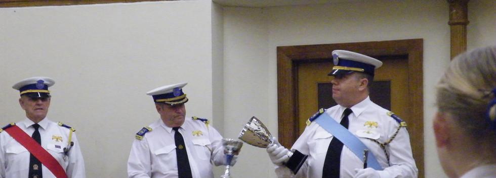 AWARDS EVENING 2012