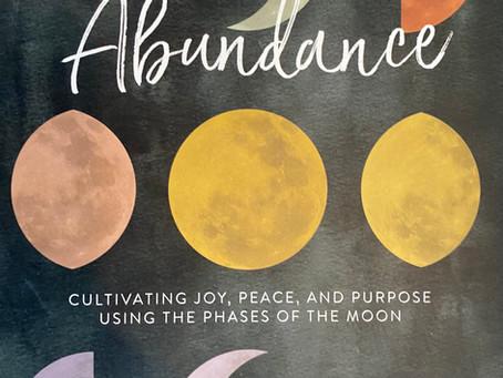 Lunar Abundance - Dr Ezzie Spencer PhD