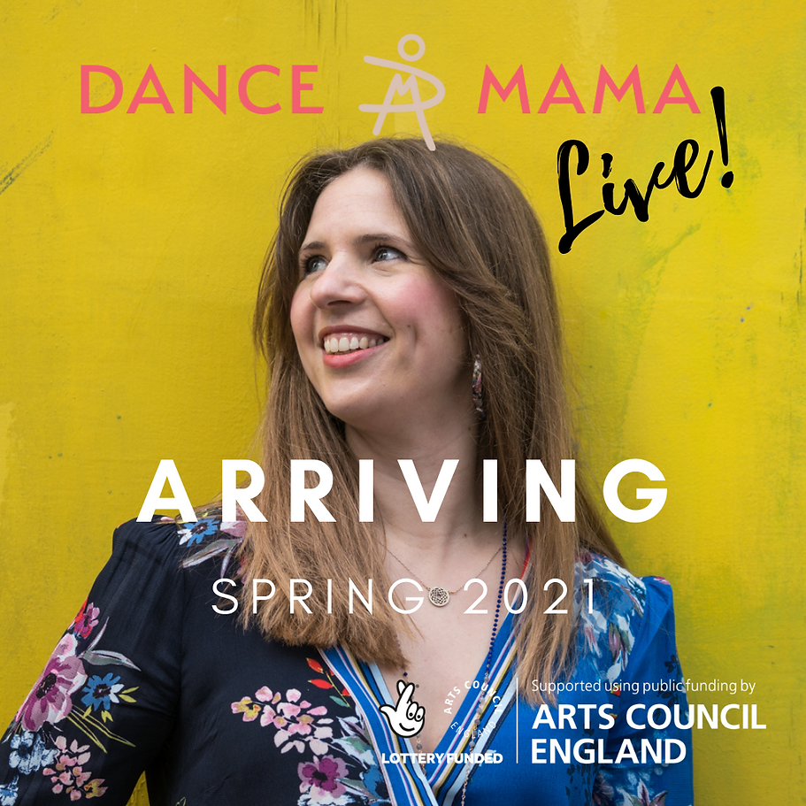 Dance Mama Live! Social Fleet Jan 21 #1.