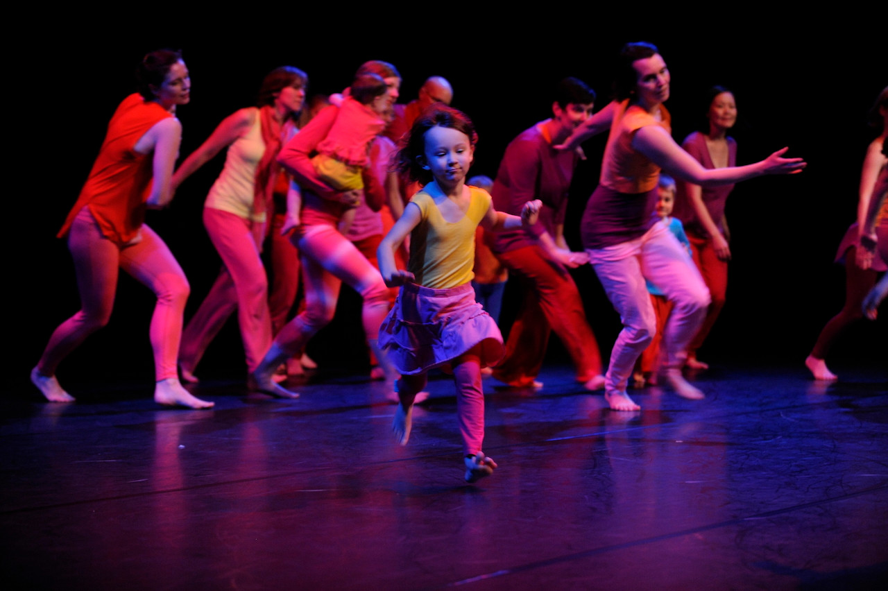 Fooliosh Operations - Dancing the Parenting