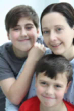Tracy Witney and her sons.JPG