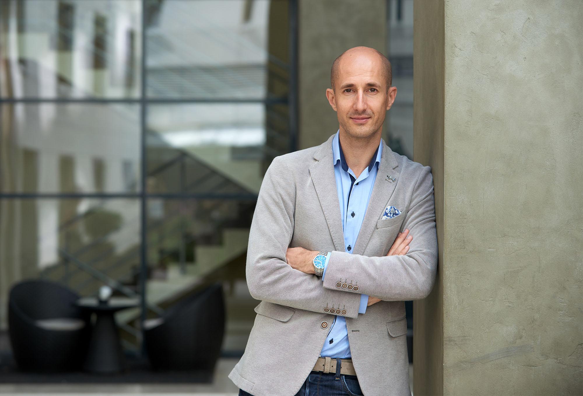 üzleti portré | Tóth Balázs
