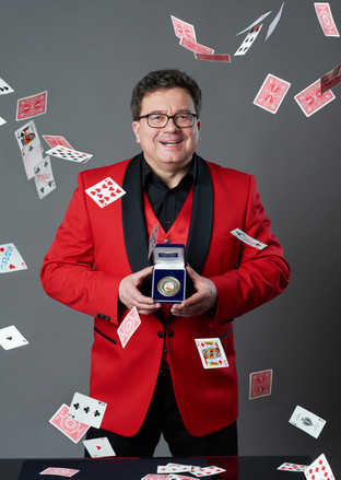 Szabó G. Gábor kártyabűvész