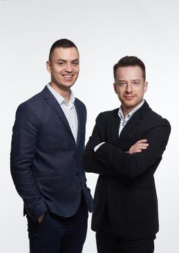 Tóth Patrik és Battay Máté | Golden Brothers Zrt.
