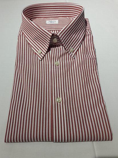 Camicia artigianale pronta cotone 100% taglie da 38/15 a 44/17,5
