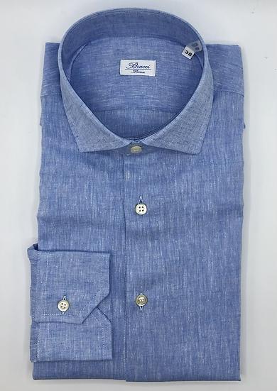 Camicie Artigianali Puro Lino Taglia Pronte e Su Misura