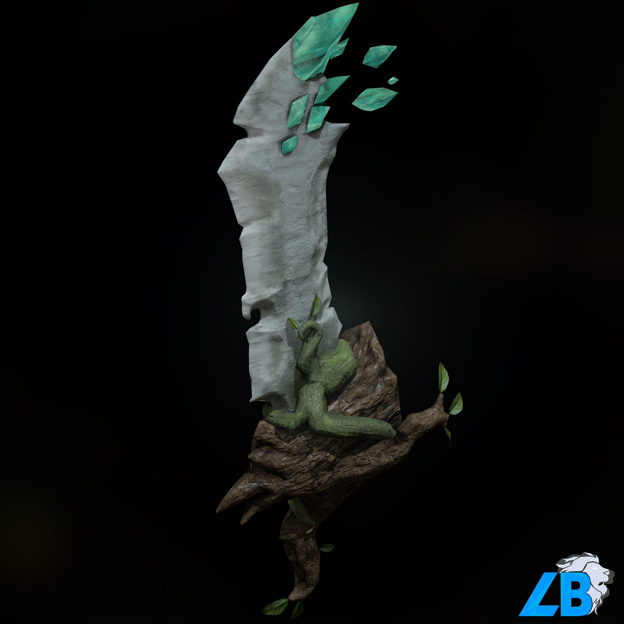 Nature_Sword_PBR