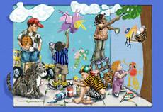Painting Kids