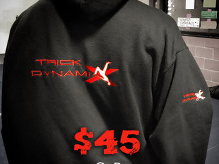 TDX Embroidered Hoodies | 4 Days left to Order