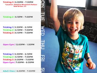 Schedule!