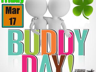 St Patrick's Buddy Day | Mar 17