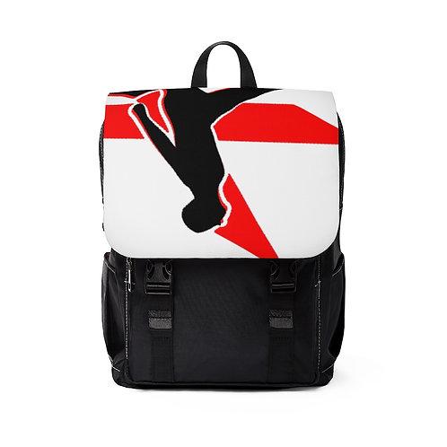 Flash Kick Unisex Casual Shoulder Backpack