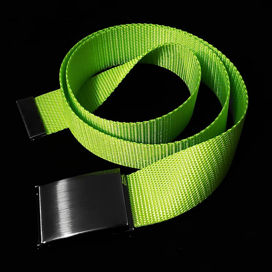 Inspired Attire Belt - Acid Green