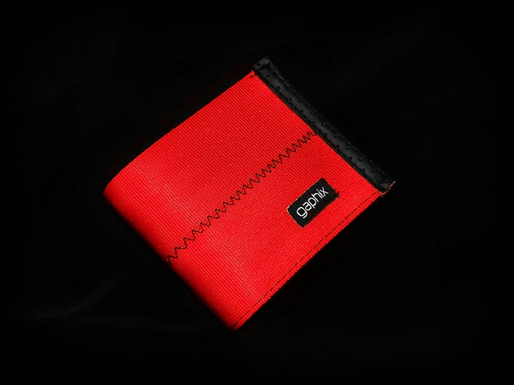Red 2-Tone Wallet