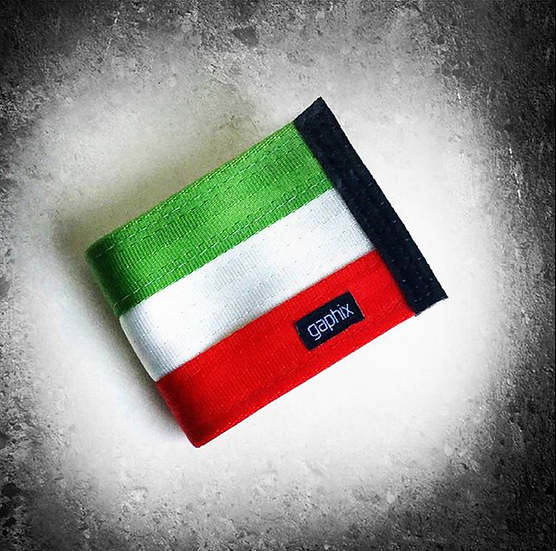 Italian 3-Tone Wallet