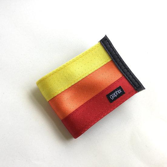 TRD Theme 3-Tone Wallet