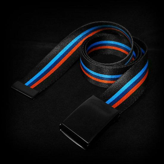 Inspired Attire Belt - Motorsport Stripes