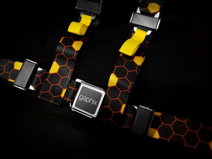 Designer 4-Point Harness