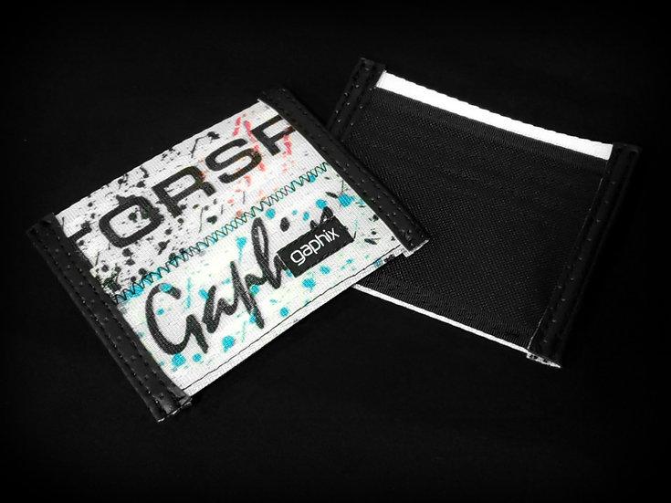 Slim Splatter Wallet