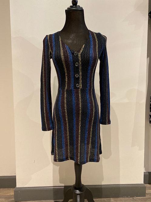 Striped Dress EDS15788EY01