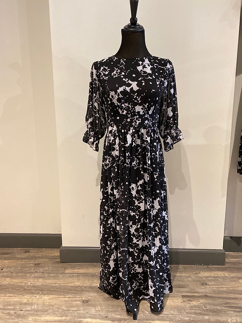Floral Dress P1219BP20