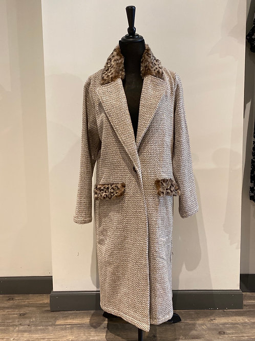 Tweed Coat 18516C