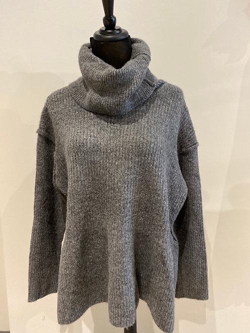 Cowl neck sweater18841