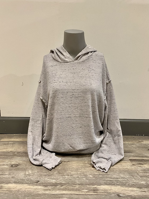 Soft pullover hoodie 83069