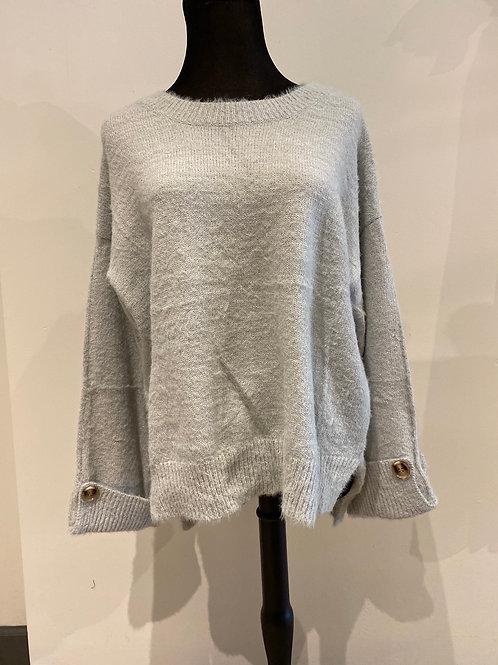 Wide sleeve sweaterSS4638