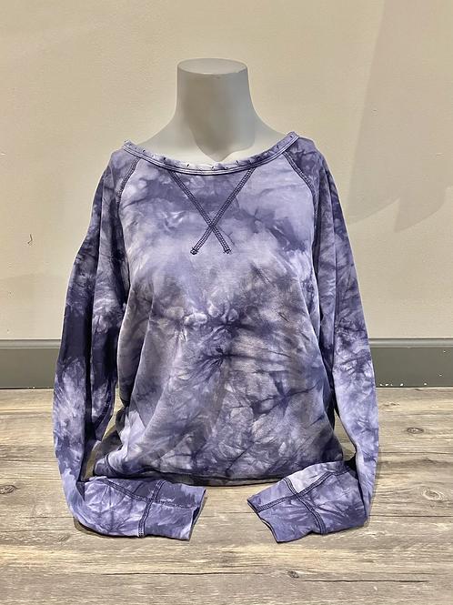 Tie dye sweatshirt KT5036