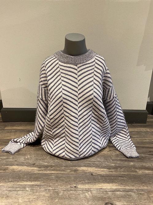 Chevron sweater SS1051