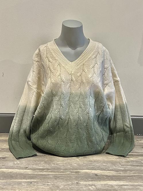 Ombré sweater SS4954