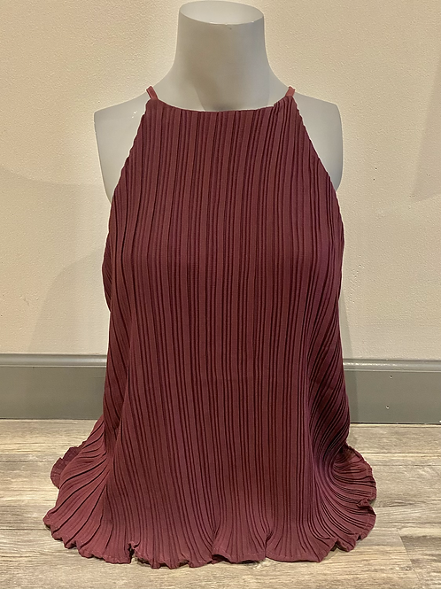 Pleated swing tank SS4368