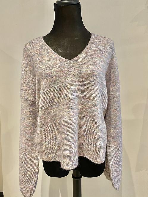 Multi color sweater gf2008-3825