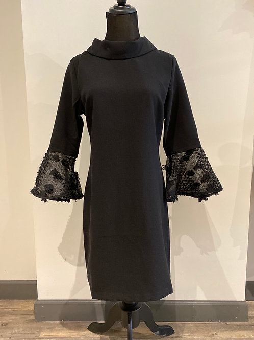 Black dress WCT554