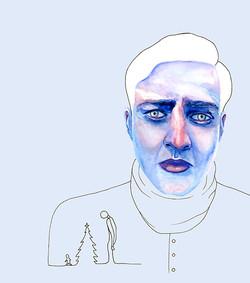 Gutta - Poetry illustration
