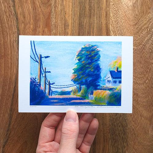 """Mini print """"Dønski No. 1"""""""