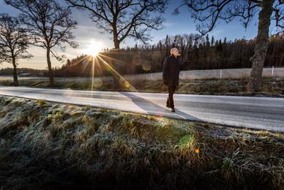 Trafikverket vill slippa ansvaret för väg 579 i Salem, Bildbyrån/Dagens Samhälle 2017.